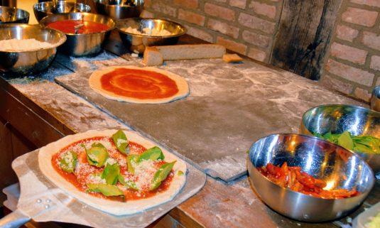 Pizza Workshop