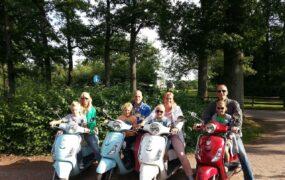 Scootertocht door Deventer