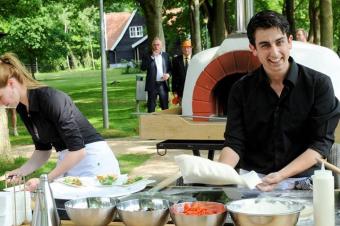 Fabio Best Pizzeria in the world