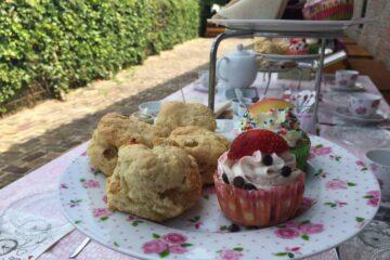 High Tea en Italiaanse Scootertour