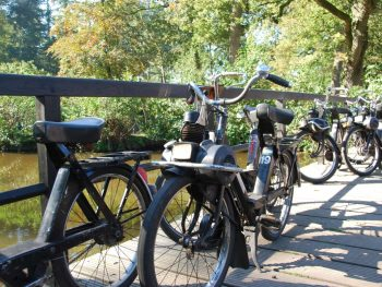 Solex en Barbecue