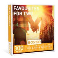 favourites for two bongo