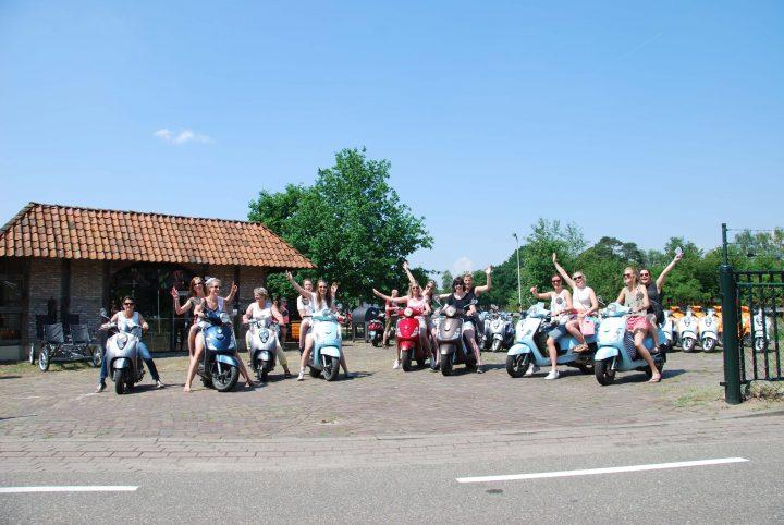 vrijgezellenfeest in Twente