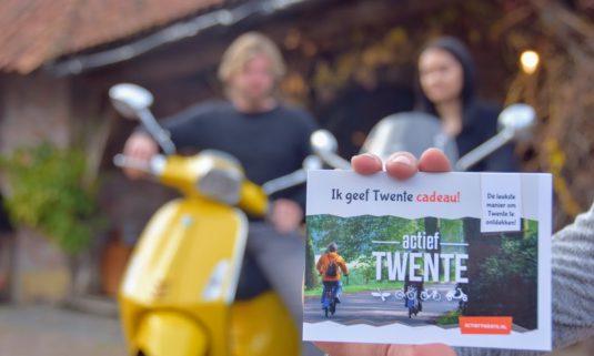 Actief Twente cadeaubon