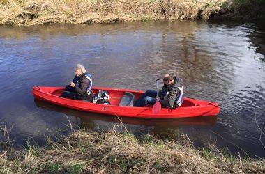 Beneden Dinkel – kanotocht Lattrop naar Lage (3 uur)