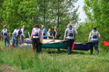 Kano instaptocht Nordhorn – vanaf 2 personen (1 apr t/m 30 aug)
