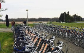 Fietstocht in Twente en onbeperkt Pannenkoeken