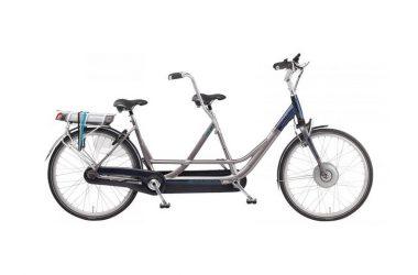 Tandem e-bike
