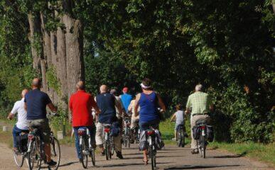 QR Rally met de fiets