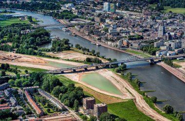 Scootertocht door Arnhem