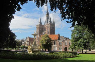 Scootertocht door Zwolle