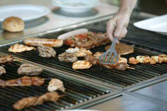 barbecue bedrijfsfeest