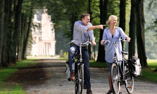 Laat je fiets bezorgen bij 'n Kaps