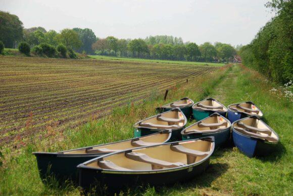 Alle kano arrangementen
