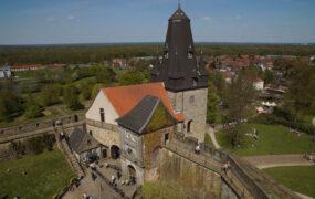 Kickbiketocht door Bad Bentheim met gids