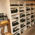 Hotel Bloemenbeek wijnkelder