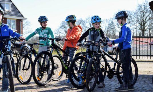 Kinder mountainbikes