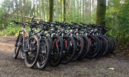 Mountainbike clinic