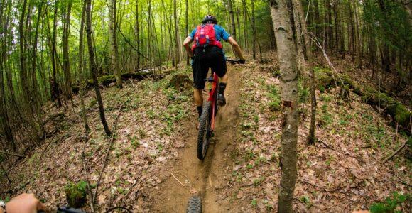 Mountainbike clinic op locatie