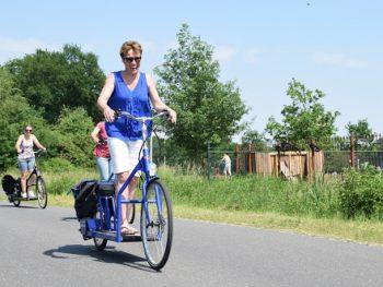 Loopfiets huren vanaf Twente Tipi (vanaf 10 personen)