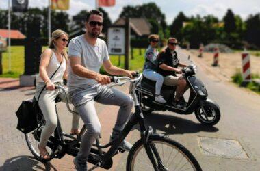 Heisessie tocht door Twente
