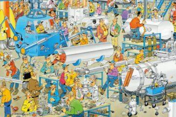 Puzzel Contest
