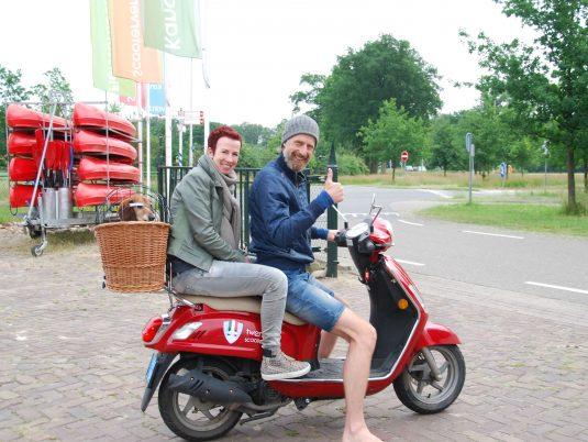 Alle scooter uitjes voor 2