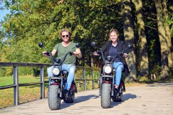 E-Chopper huren in Twente