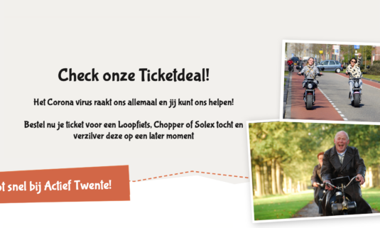 De Ticketdeal!