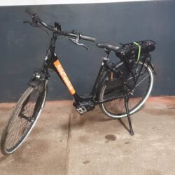 E-bike ALBA Ciclone Comfort – Dames – 2020