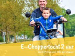 E-Chopper aanbieding