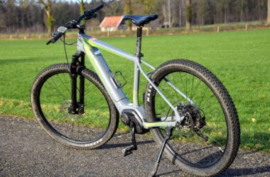 E-Mountainbiken!
