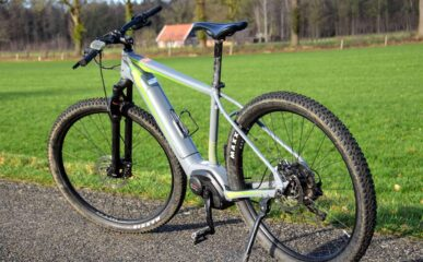 E-Mountainbiken!