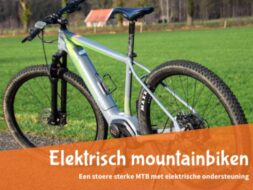 E-Mountainbike tocht