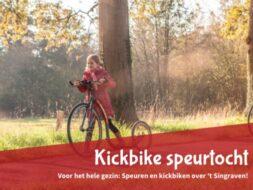 Kickbike speurtocht