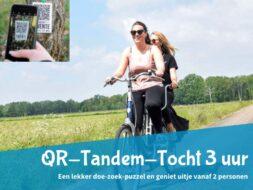 QR-Tandem-Tocht