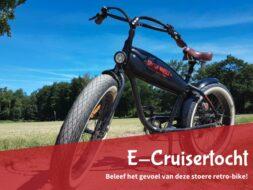 E-Cruisertocht met korting