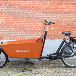 E-bike Bakfiets 2 Wielen – 2020/2021