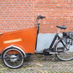 E-Bike Bakfiets 3 Wielen – 2019