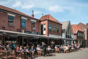 Restaurant 't Pläske in Ootmarsum