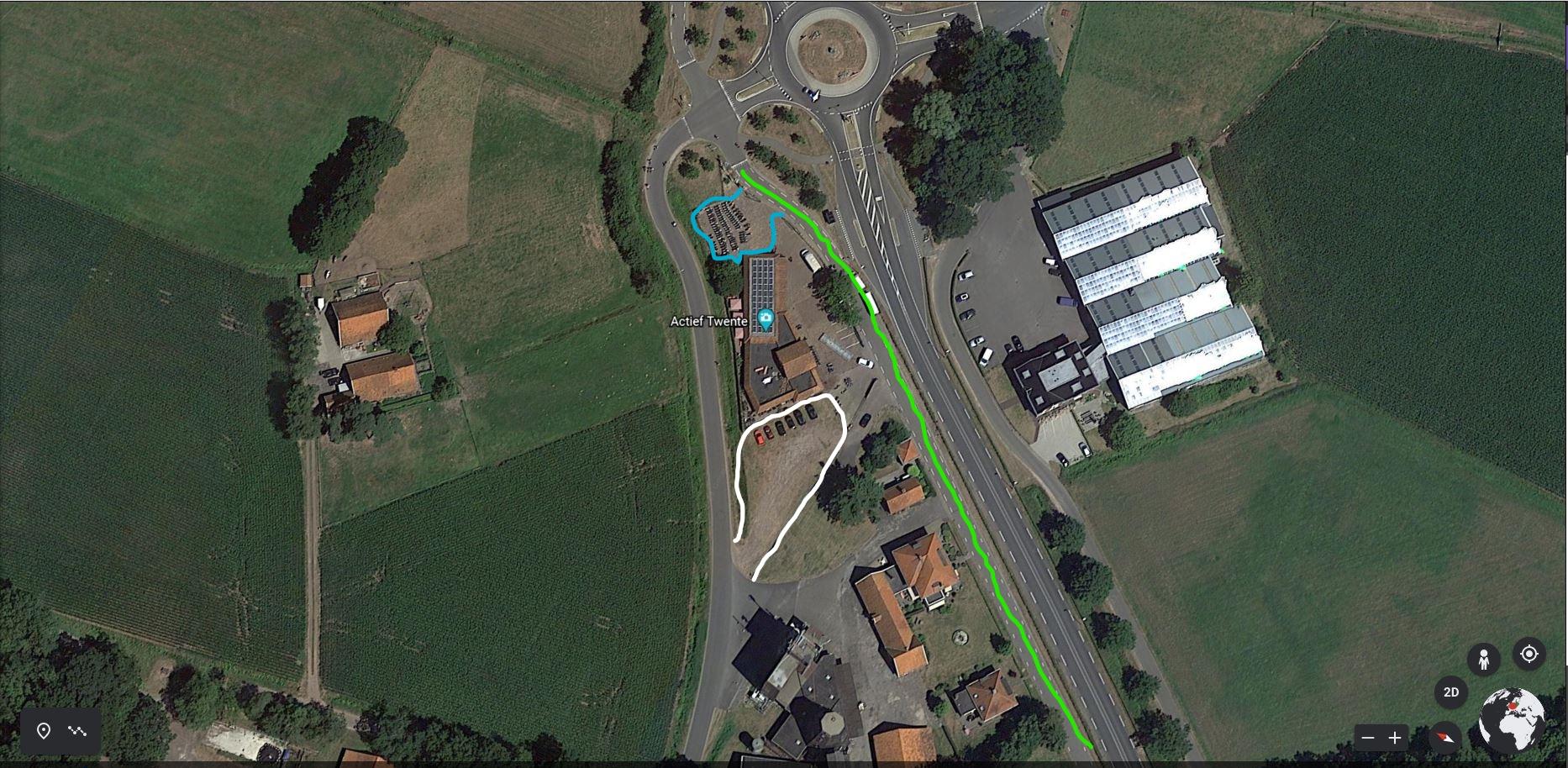 parkeren Actief Twente