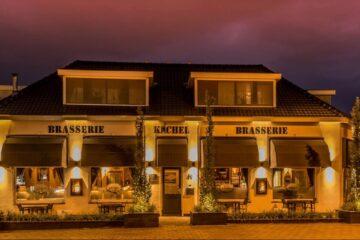 Chopper huren bij Brasserie de Kachel in Enschede