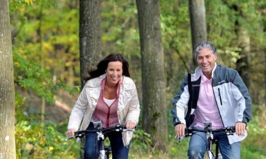 Laat je fiets bezorgen bij de Witte Berg