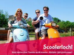 Scootertocht