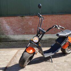 Spyder Wheelz 2.3 Chopper Oranje (2019)