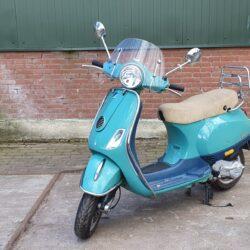 Scooter Vespa LX 50 (2012)