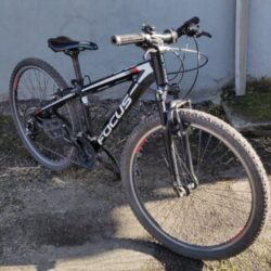 Kindermountainbike Focus Raven rookie 24″