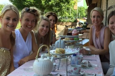 High tea & Solexrijden