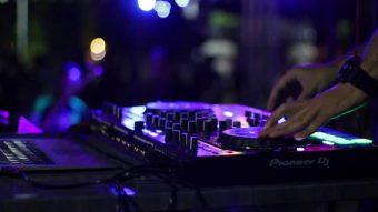 DJ feestavond