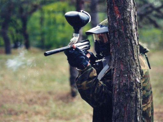 Paintball en Solex